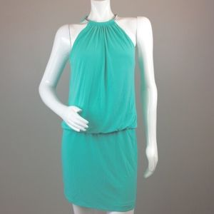 Laundry By Shelli Segal Dresses - Laundry Blouson Halter Dress - Sz 8